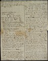 View [Charles Francis Hall Journal August 1861 to October 1861.] digital asset number 5
