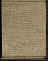 View [Charles Francis Hall Journal with Navigational Notes 1861.] digital asset number 1