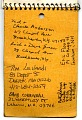 View [Appalachian Trail hike diary, Undated] digital asset number 6