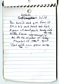 View [Appalachian Trail hike diary, Undated] digital asset number 7