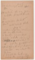 View Menominee linguistic notes and texts collected by Truman Michelson, 1910 digital asset number 8