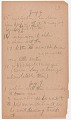 View Menominee linguistic notes and texts collected by Truman Michelson, 1910 digital asset number 9
