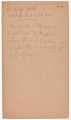 View Menominee linguistic notes and texts collected by Truman Michelson, 1910 digital asset number 6