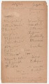 View Menominee linguistic notes and texts collected by Truman Michelson, 1910 digital asset number 4