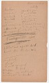 View Menominee linguistic notes and texts collected by Truman Michelson, 1910 digital asset number 7