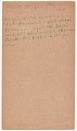 View Menominee linguistic notes and texts collected by Truman Michelson, 1910 digital asset number 5