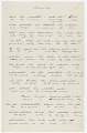 View Shawnee texts, myths, with interlinear English translation ca. 1878-79 ? digital asset number 5