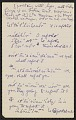 View Southern Cheyenne text and vocabulary collected from Mack Haag, 1931 digital asset number 1