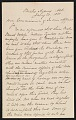 View Correspondence: Omaha Indians and government officials digital asset number 6