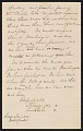 View Correspondence: Omaha Indians and government officials digital asset number 7