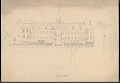 View James drawing of the Red Cloud Indian School on Pine Ridge Reservation digital asset number 1