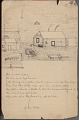 View Julia Water drawing of and essay about the student's home digital asset number 1