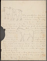 View Peter Running Horse drawing of and essay about horses digital asset number 1