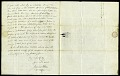 View Letter from Jeremiah Elkins to Asbury Dickens, Secretary of the Columbian Institute, May 22, 1823 digital asset number 2