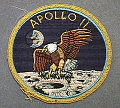 Apollo 11 Mission Patch