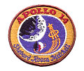 Apollo 14 Mission Patch