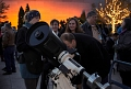 Telescopic Observations at Museum Moonshine
