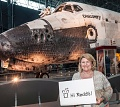 Space Shuttle Discovery Reddit AMA