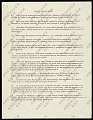 View Students' and artists' protest letter to Bates Lowry, New York, N.Y. digital asset number 2