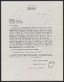 View Ray Johnson mail art to Lucy R. Lippard digital asset number 3