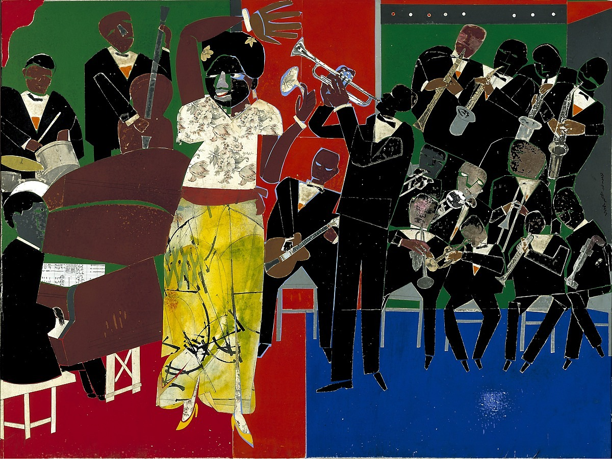 African American Music - Photographs of African American Musicians