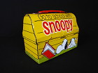 Snoopy Doghouse Lunch Box,  Name: King Seeley Thermos,  Date: 1960s