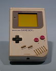 Game Boy,  Name: Nintendo Co., Ltd., Huynh, Richard,  Date: 1980s