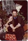 Frida Kahlo and Diego Rivera in Coyoacán, Mexico,  Name: Rivera, Diego, Arquin, Florence, Kahlo, Frida,  Date: 1940s