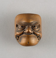 Mask as Decorative Arts