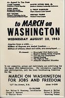 March and Demonstration