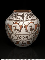 Native Americans Pottery
