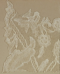 Lace (Needlework)