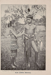 Dayak (Indonesian people)