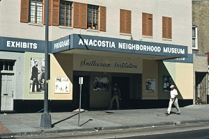 "Thumbnail for ""Anacostia Community Museum & Archives"" gallery"