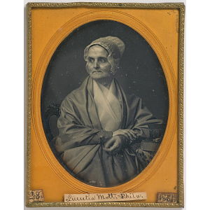 Thumbnail of Lucretia Coffin Mott