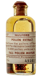 Mulford Fall Pollen Mixture
