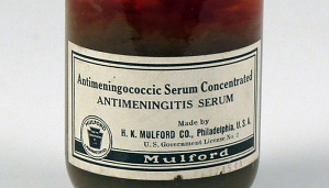 Antimeningococcic Serum (ca 1929)