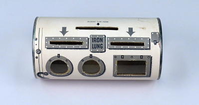 March of Dimes, Promotional Iron Lung