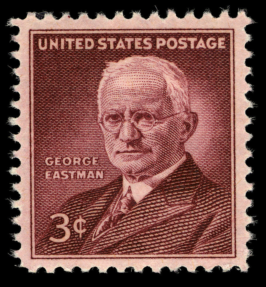 3c George Eastman single