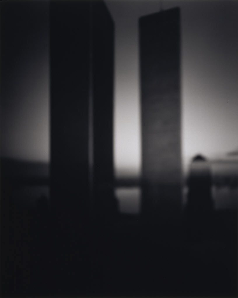World Trade Center by Hiroshi Sugimoto