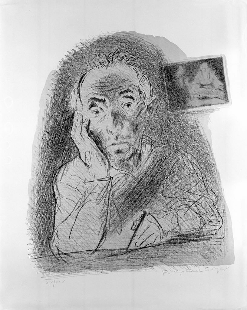 (Memories, Portfolio) Self-Portrait in My Sixties