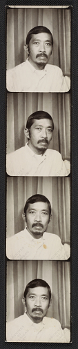 Ray Yoshida photo strips, 197-?