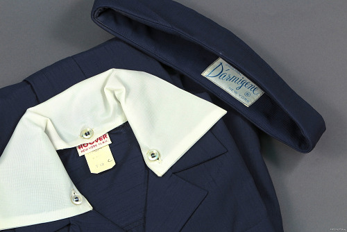 Uniform used by members of the Department's Public Health Nursing Corps
