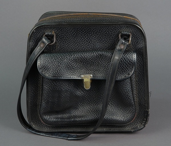 Bag used by members of the Department's Public Health Nursing Corps