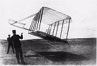 Kiting the 1901 Wright Glider