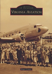 Book cover: Virginia Aviation