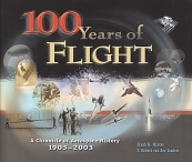 Book Cover: 100 Years of Flight