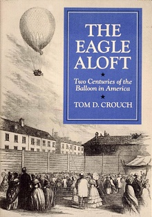 Book cover: The Eagle Aloft