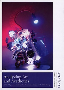 Book cover: Analyzing Art and Aesthetics