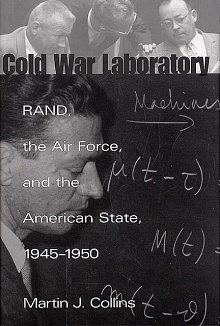 Book Cover: Cold War Laboratory
